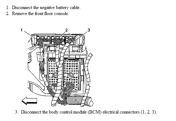 Can Someone Tell Me Where The Body Control Module Is Located And Rhjustanswer: 2005 Buick Rendezvous Bcm Location At Gmaili.net