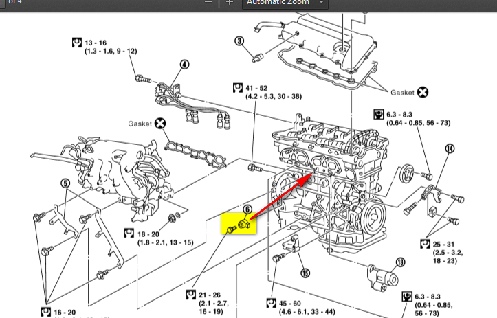 g35 crankshaft position sensor location