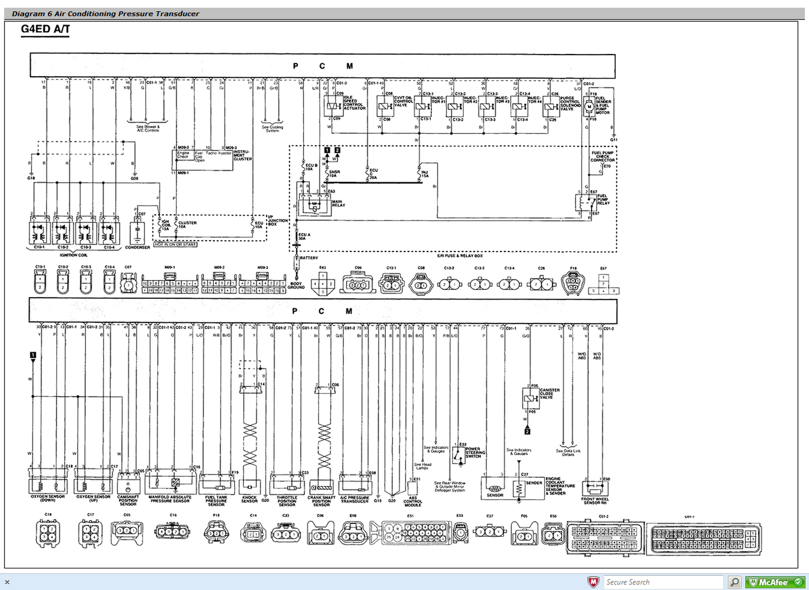 Hyundai I20 Electrical Wiring Diagram Page 4 And Of Ix20 Dealer Locator Us Engine