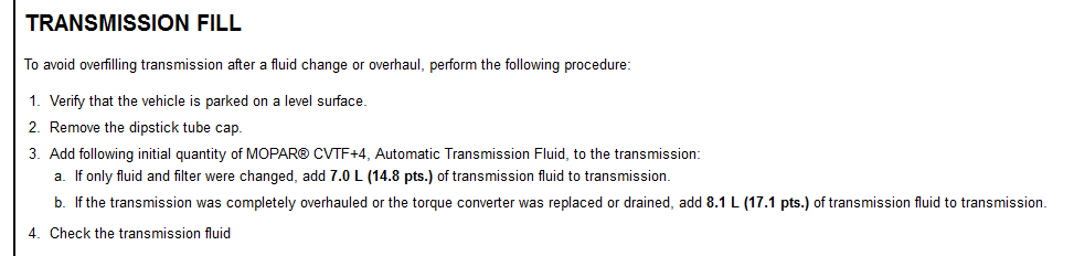 how to change auto transmission fluid