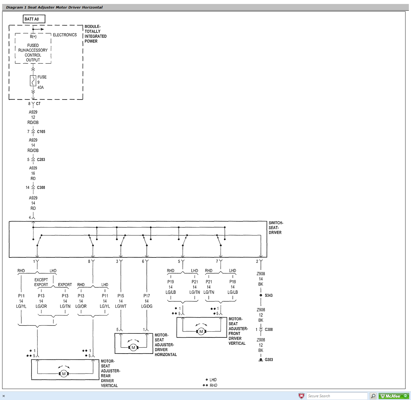 pt cruiser seat diagram 23 wiring diagram images 2006 PT Cruiser Repair Manual 2006 PT Cruiser Wiring-Diagram
