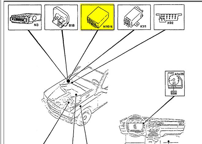 1990 mercedes 260e wiring diagram  mercedes  auto wiring