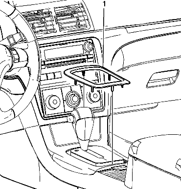 How Do I Remove The Center Console On My 2008 Saturn Aura Ive