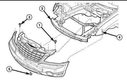 2007 Chrysler Pacifica Ac Diagram