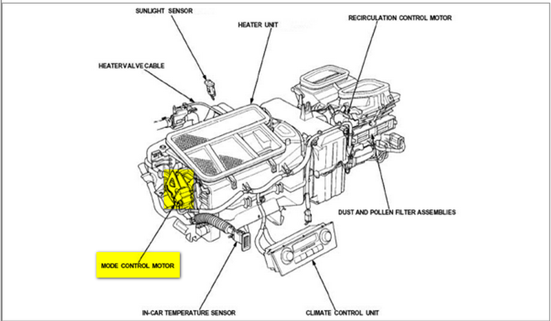 i have an acura 202 acura rl 3  when i power on the air or