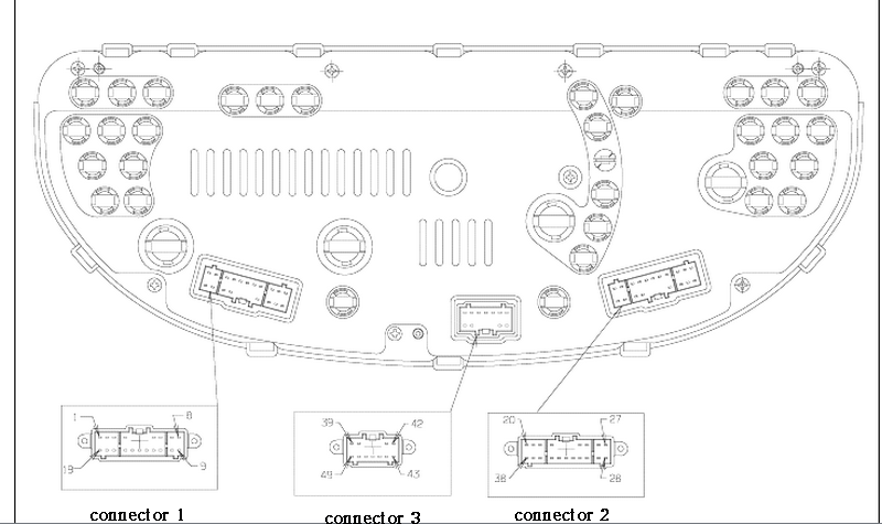 i need the wiring diagram for the power supply for the instrument cluster on a 2003 kia sorrento