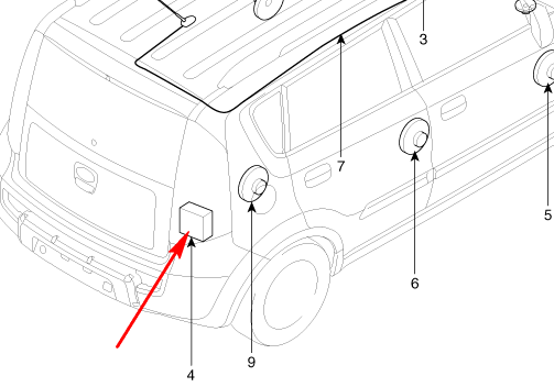 all the functions of the stereo in my 2010 kia soul work