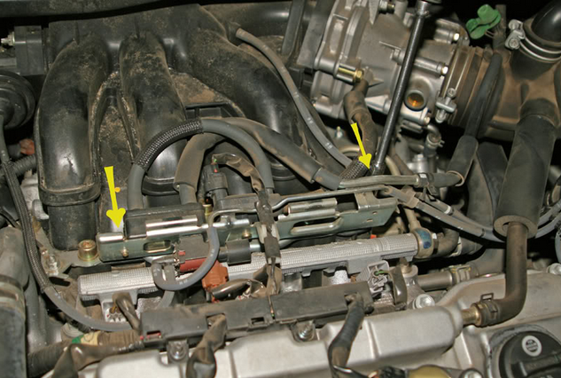 How Do I Change The Spark Plugs In A 2004 Lexus Es330  It Look Like I Would Need To Remove The