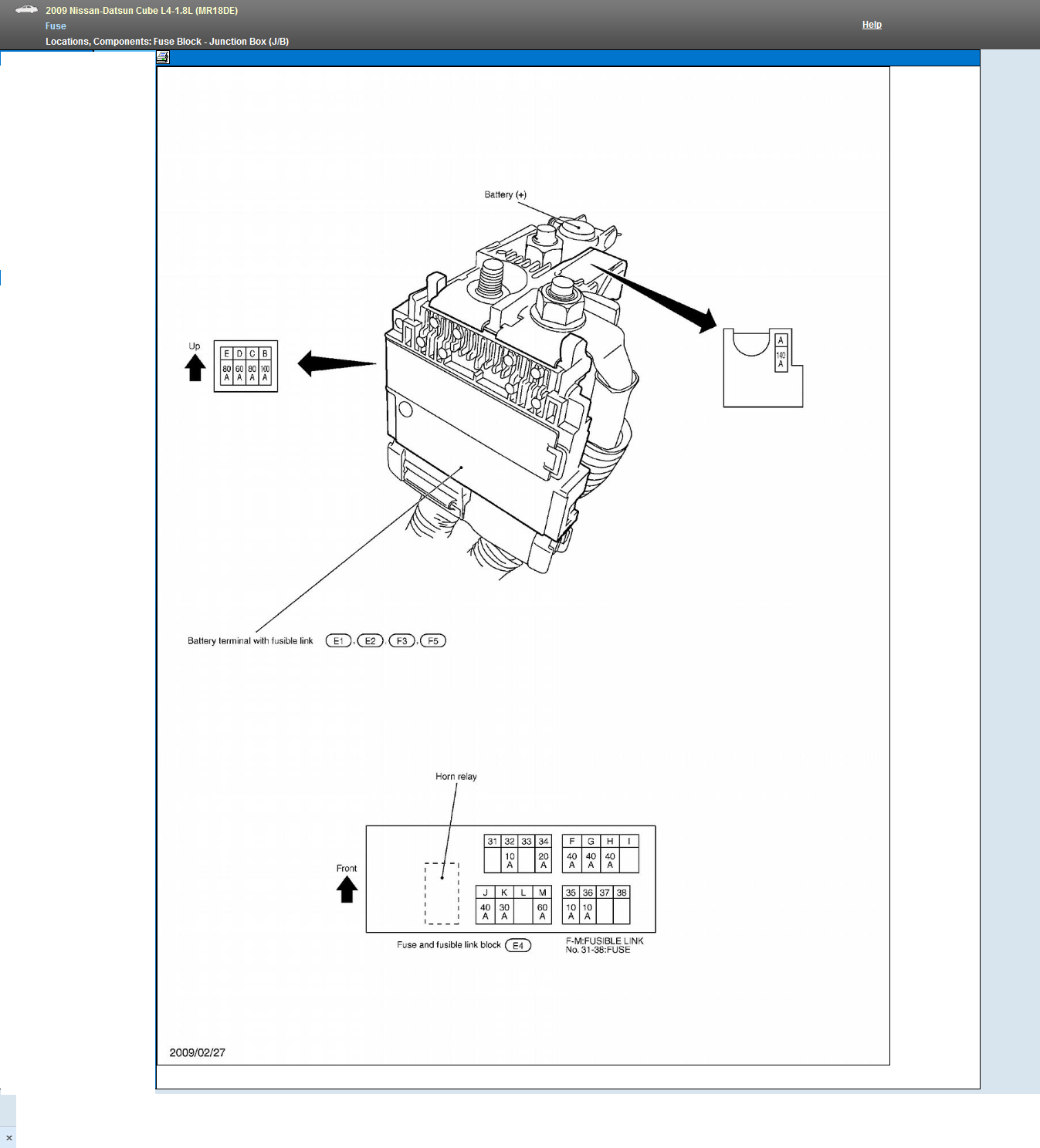 Nissan Cube Fuse Box Location Freddryer Co Wiring Diagram For Free 2010 J26300b7 Further 2009 Owners Manual 14 728 Moreover Also Hqdefault Together With I2 Likewise