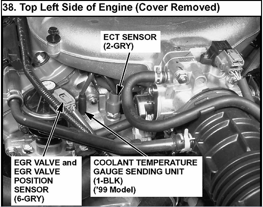 Where Is The Egr Solenoid Locatedrhjustanswer: 2004 Acura Mdx Egr Valve Location At Taesk.com