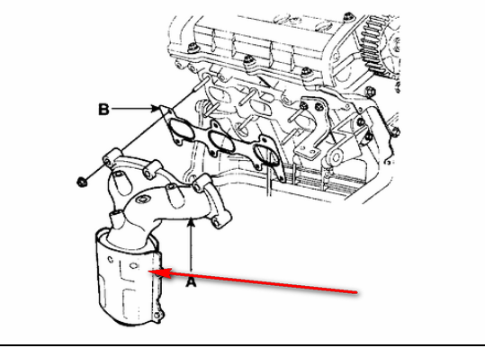 Nissan maxima o2 sensor identification likewise P 0900c152801ce374 furthermore P0141 2004 honda odyssey in addition Ford also Exhaust temperature sensor installation. on catalytic converter repair