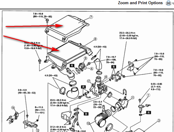 Mazda Cx7 2007 Battery Cable Fuse Box Diagram on mazda 626 4 cyl engine