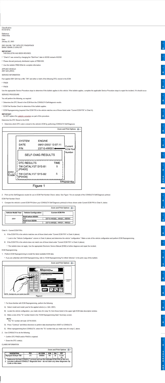 Infiniti Ecm Reprogramming