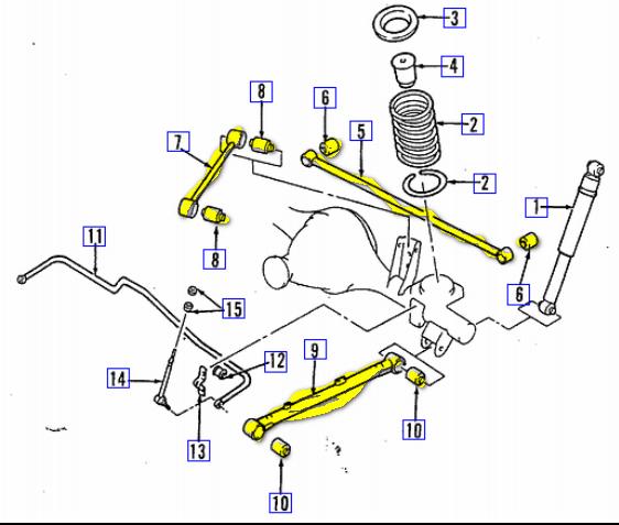 2002 infiniti q45 suspension