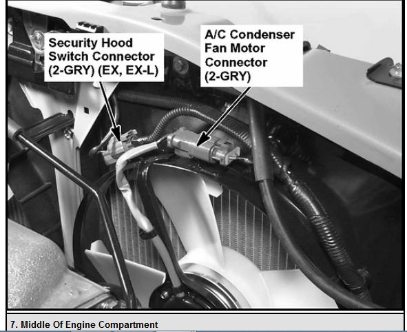 Honda Civic Hood Latch Sensor – Honda Worldwide | History