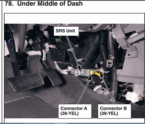 In A 2012 Honda Pilot The Airbag Was Deployed Crash Besides Rhjustanswer: 2007 Honda Accord Airbag Module Location At Gmaili.net