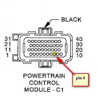 battery and engine grounding engine construction wiring