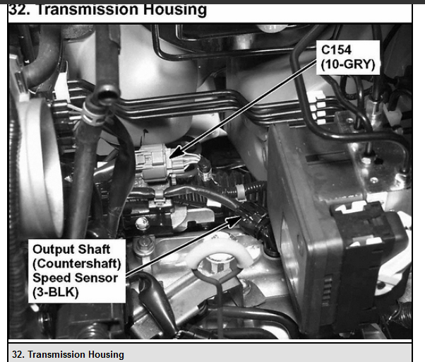 i have issue with a honda o dyssey 2006 transmission the