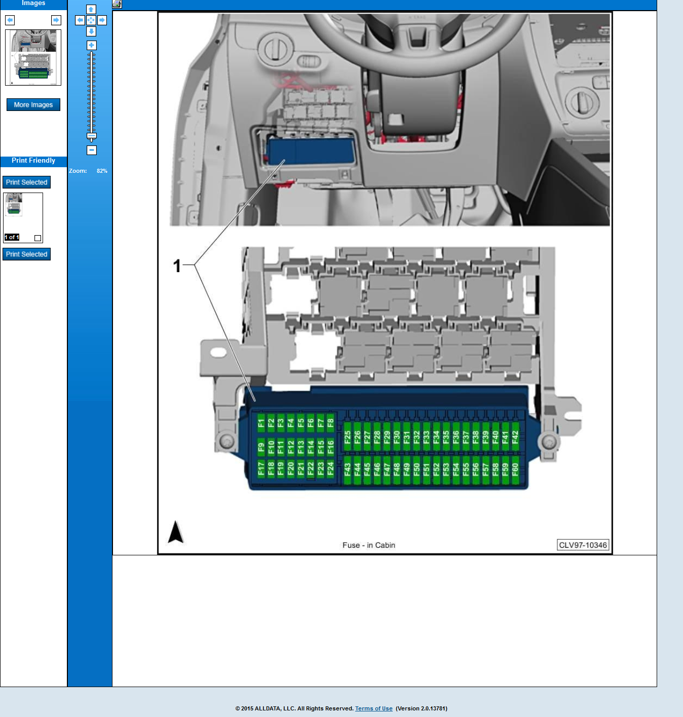 i need to find the correct fuse for my radio in my 2011 vw ... 2011 jetta fuse diagram radio #2