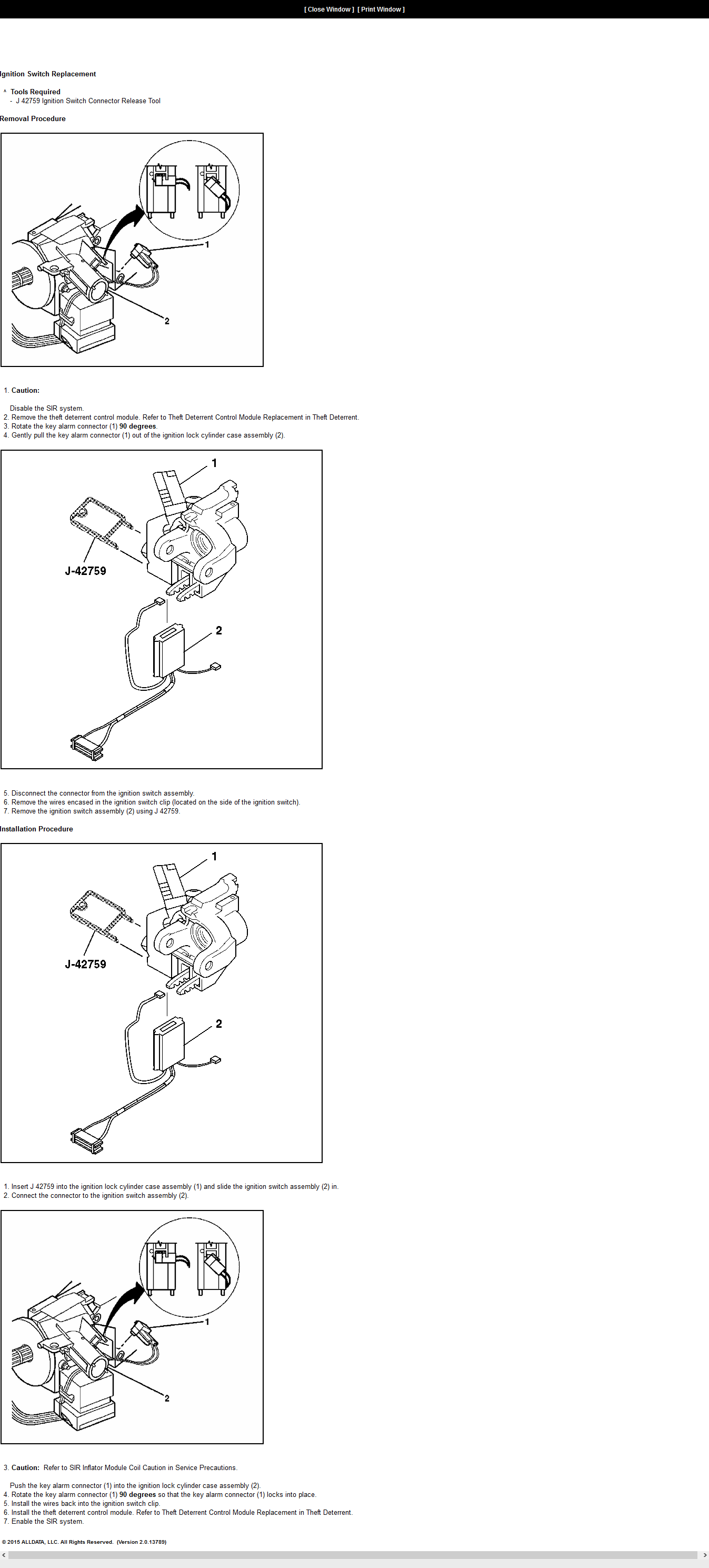Is It Difficult To Replace A 2005 Cadillac Cts Ecm Should I Let The Wiring Into Ignition Switch Graphic