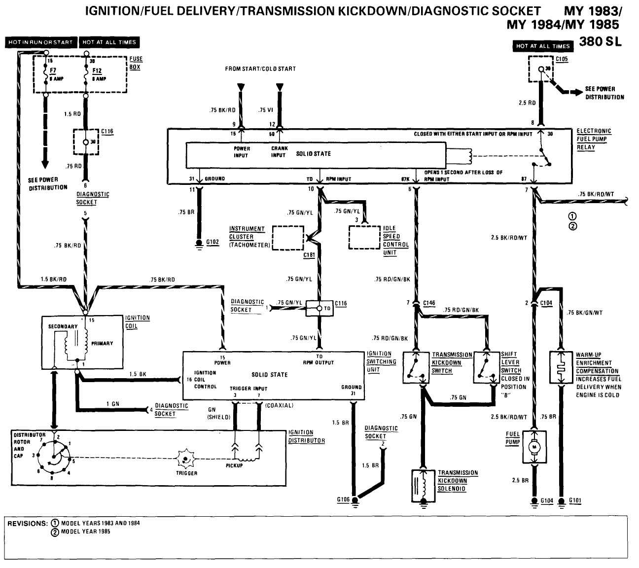 Untitled on 2001 Mercedes S430 Fuse Diagram