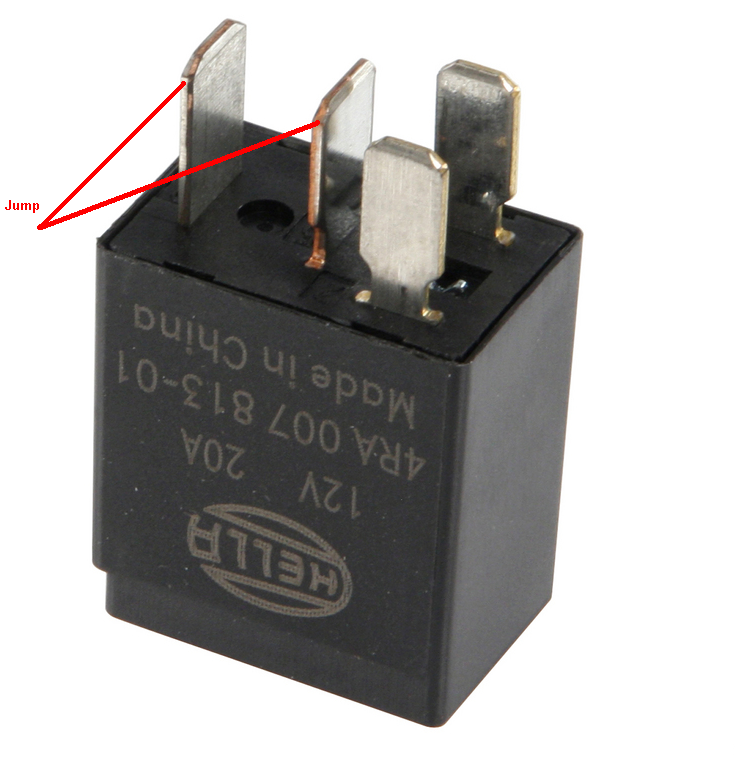 2002 c240 has voltage going to fuel pump but pump wont