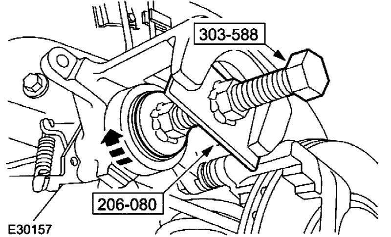 Jaguar Brakes Diagram