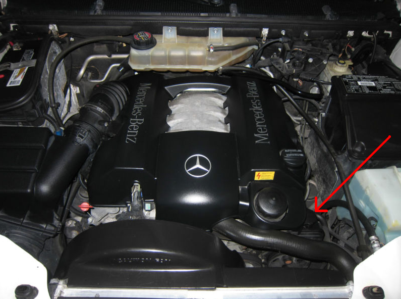 I just want to check my power steering fluid on my 1999 ml for Mercedes benz power steering fluid