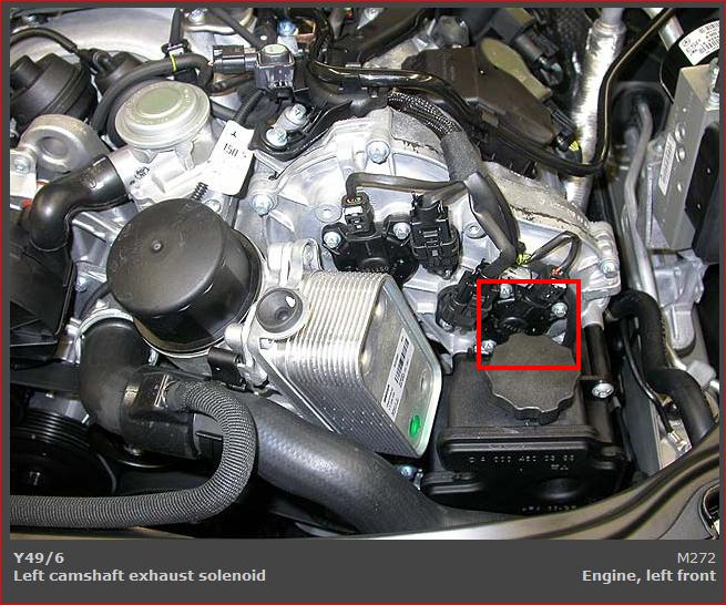 c230 sport i 2 check engine codes regarding my sons 2007