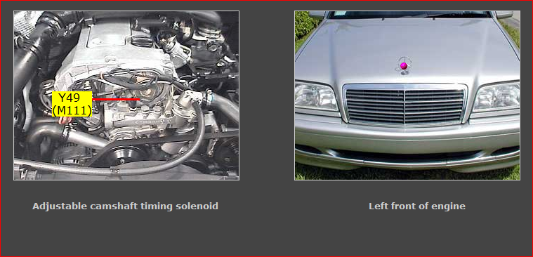 Mercedes Master Tech >> What do these trouble codes mean 1999 c230 p0105,p01519,p0446