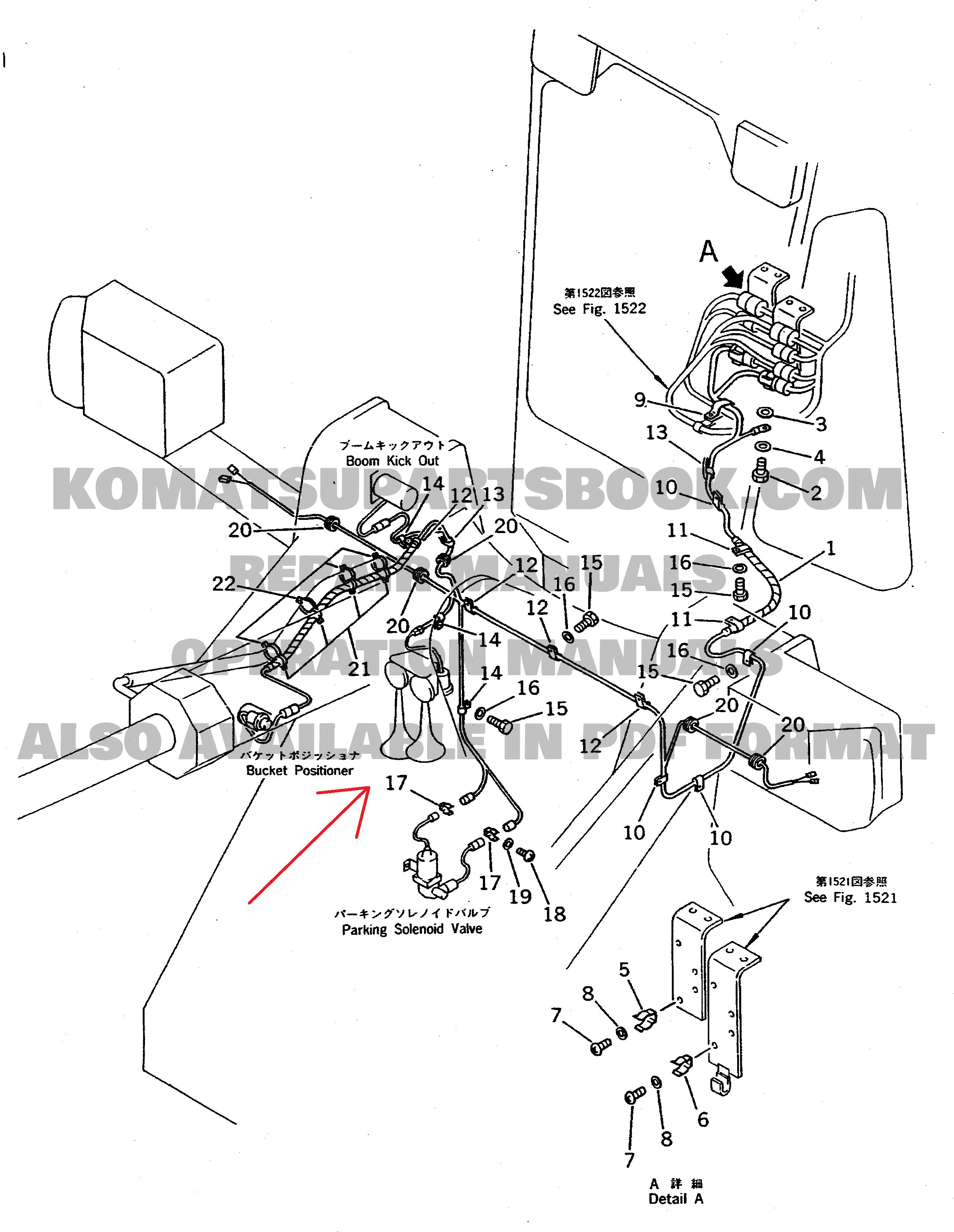 2014 komatsu wiring diagram   27 wiring diagram images