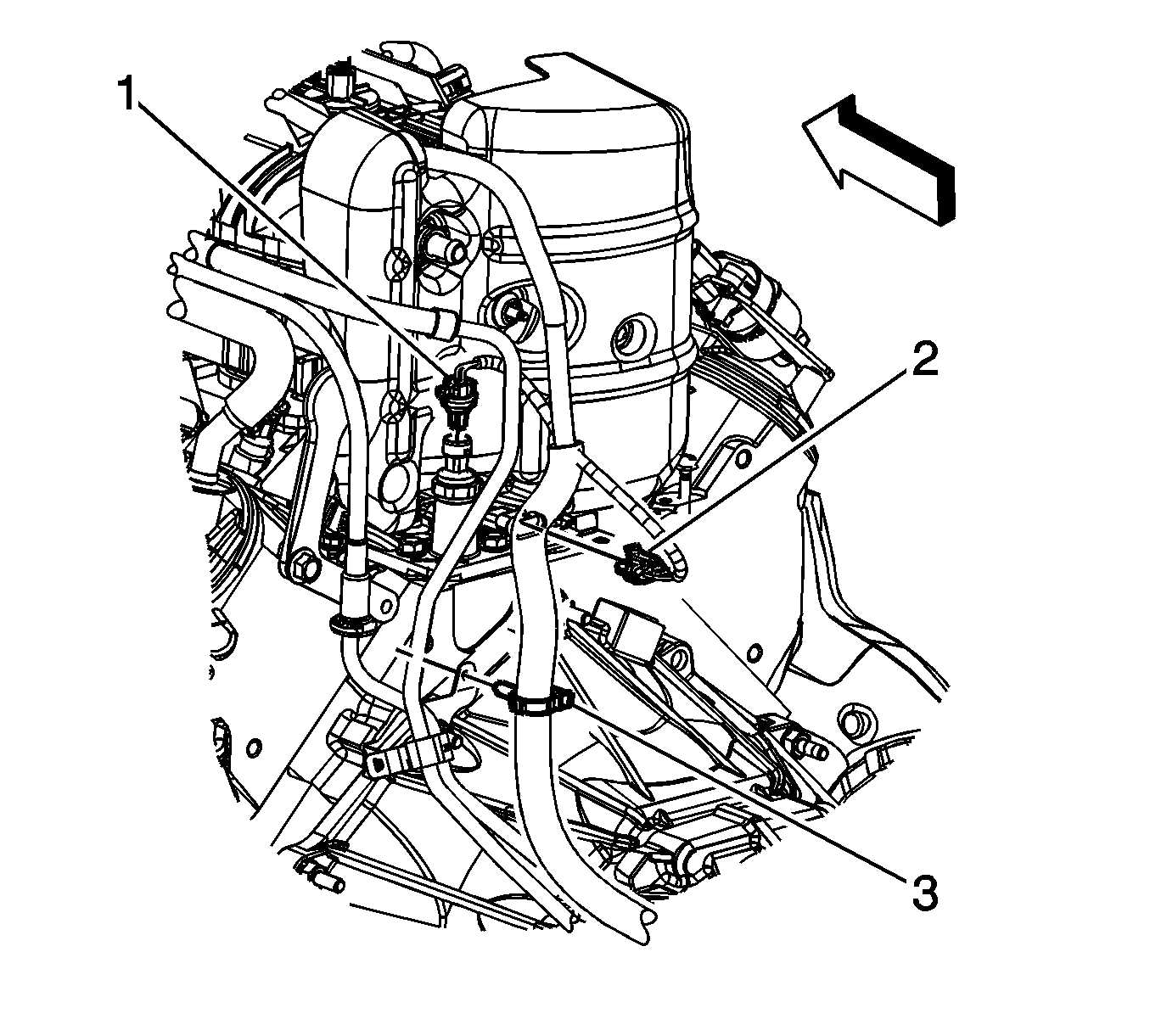 2007 Acura Tl Engine Schematic Wiring Diagrams Instructions Lexus Rx300 O2 Sensor Location Likewise Ford Escape Bank 2 1 2003 Gmc Envoy Part Diagram Gm 07 Chevy Tahoe