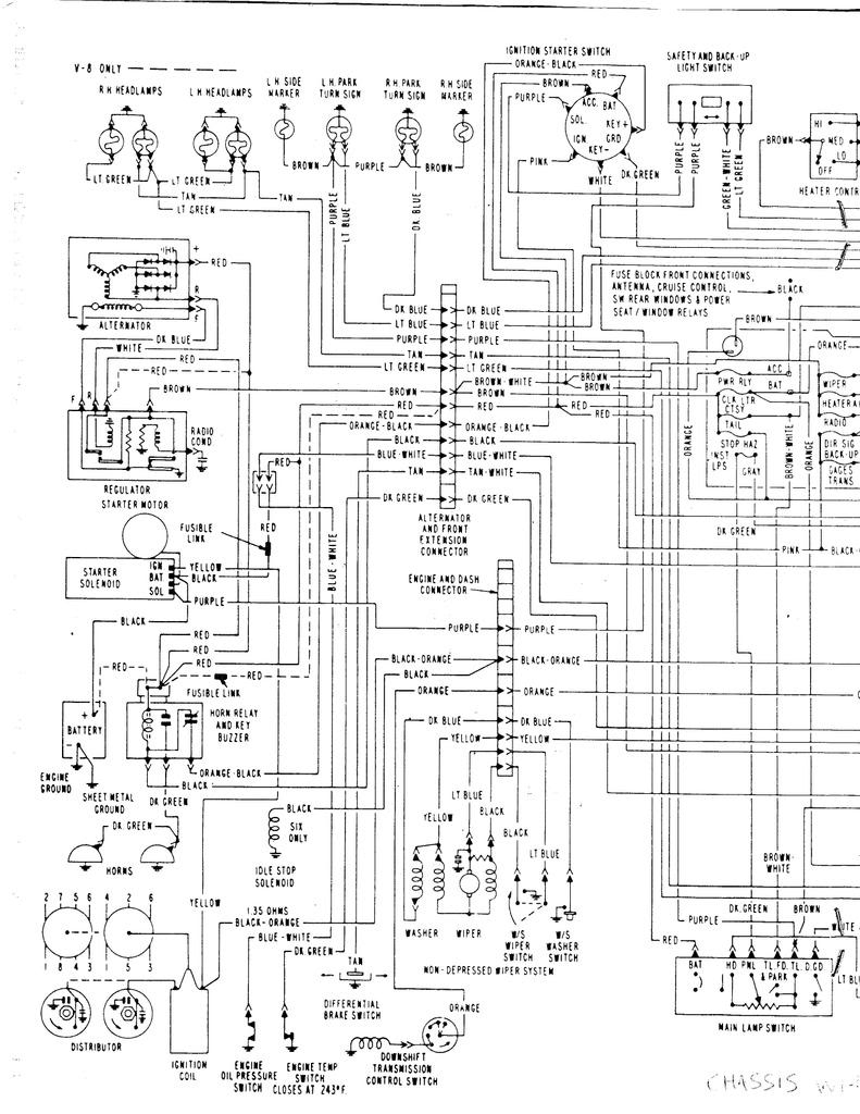 cutlass wiring diagram 68 cutlass wiring diagram