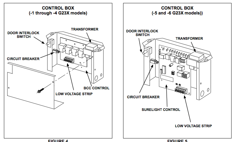 Trying To Find The Flame Sensor Part Number For My Lennox Model C23 65 Furnace  Can You Help