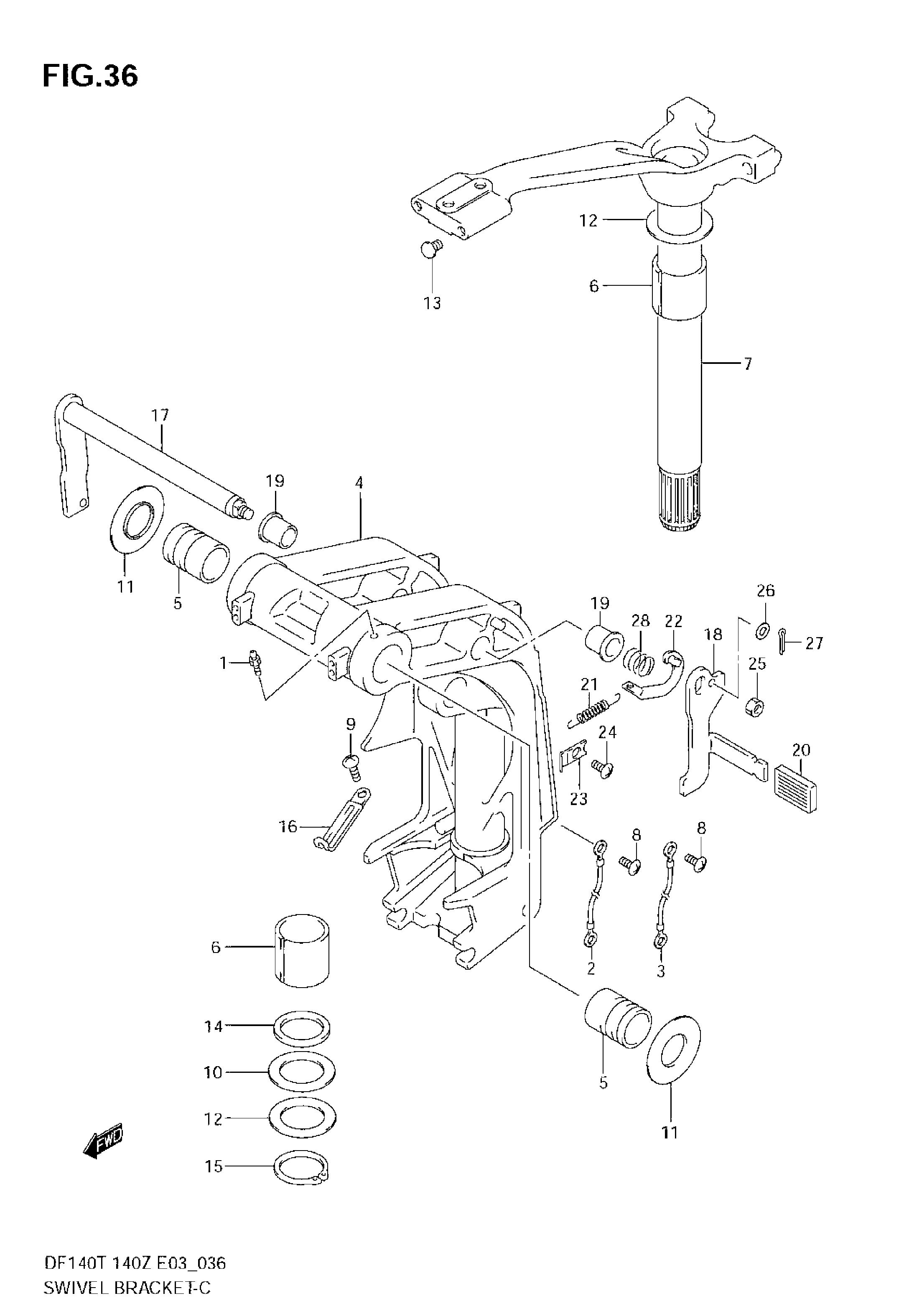 ... suzuki df 140 outboard motor parts diagram diy wiring diagrams \u2022  1988 Suzuki 40 HP
