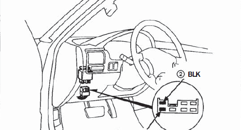 2002 Honda Civic Mirror Wiring