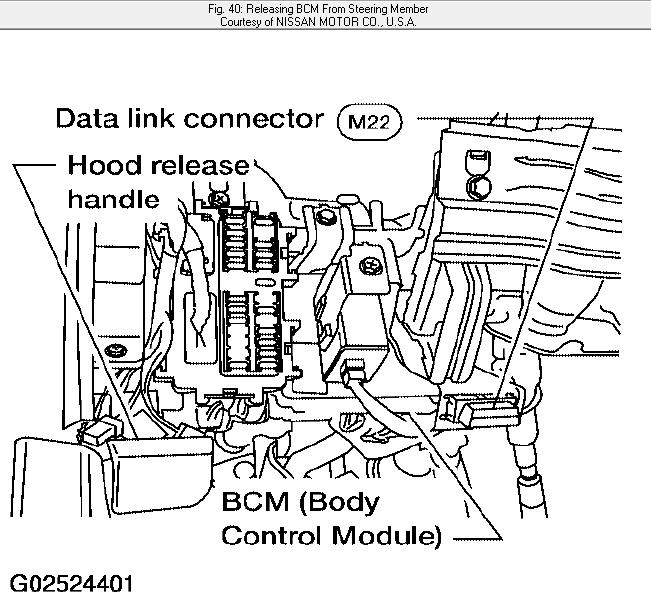 2005 altima master switch wiring harness master 4