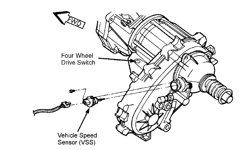 wrangler my 98 wrangler seems to shift into too high a gear – Jeep Tj Transfer Case Wiring