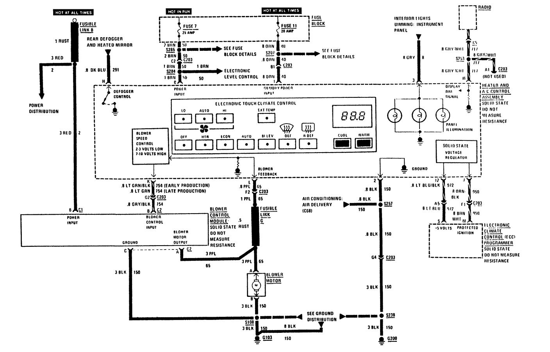 88 buick park avenue wiring diagram
