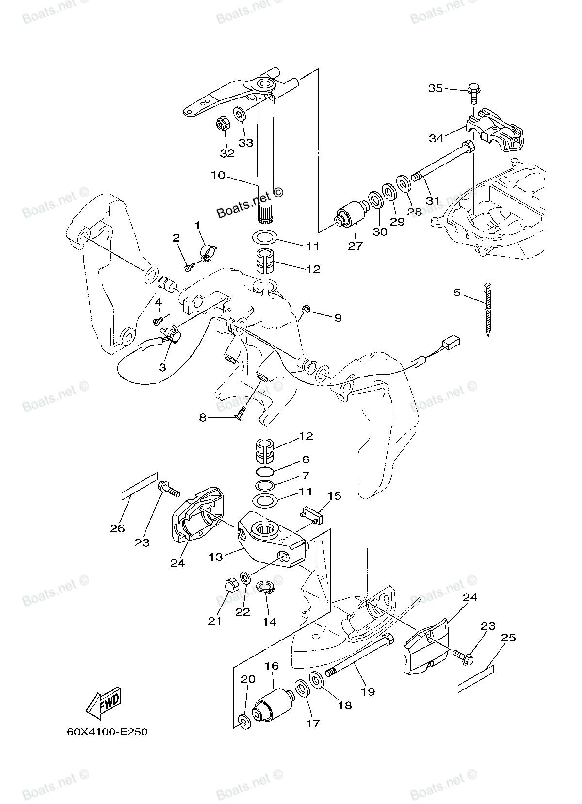 200hp yamaha wiring diagrams 2002  u2022 wiring diagram for free