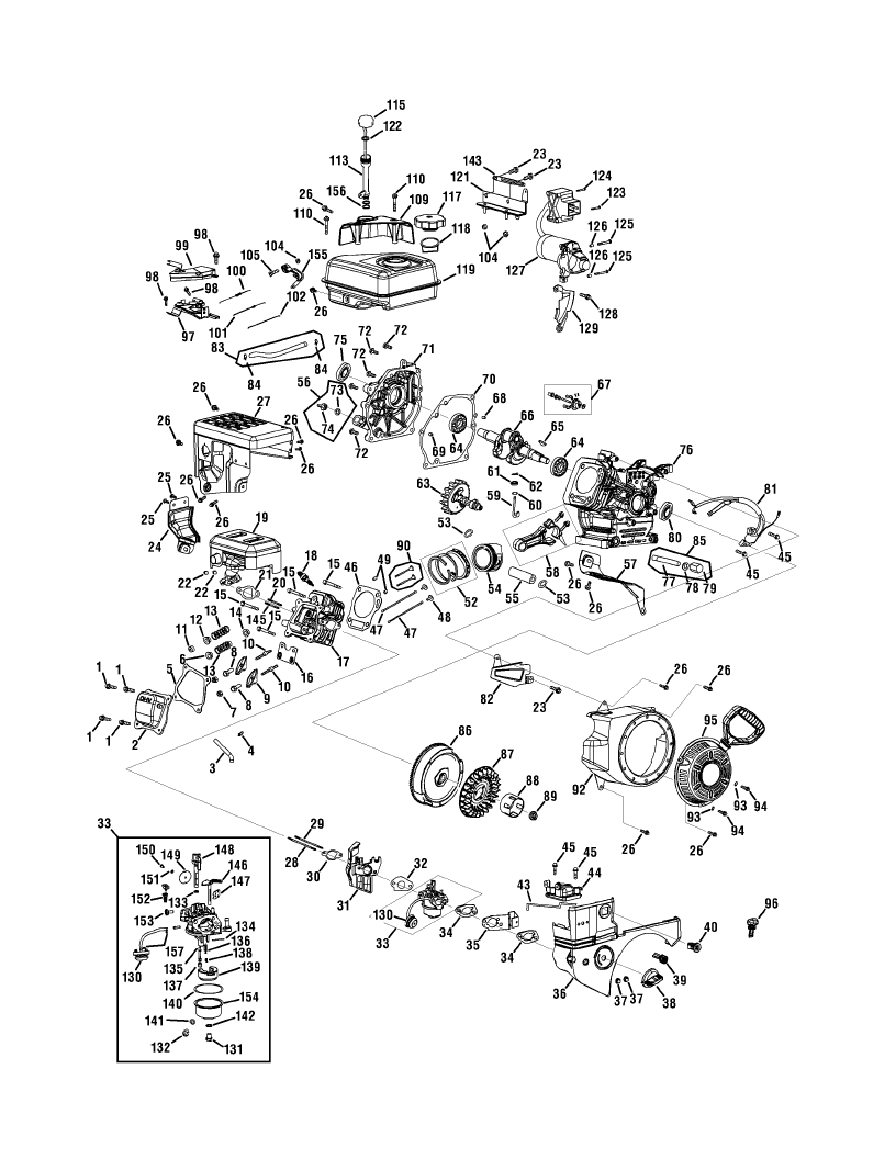 How Do You Get To The Carburetor On Troybilt Storm 2410 Ariens Wiring Schematic Graphic