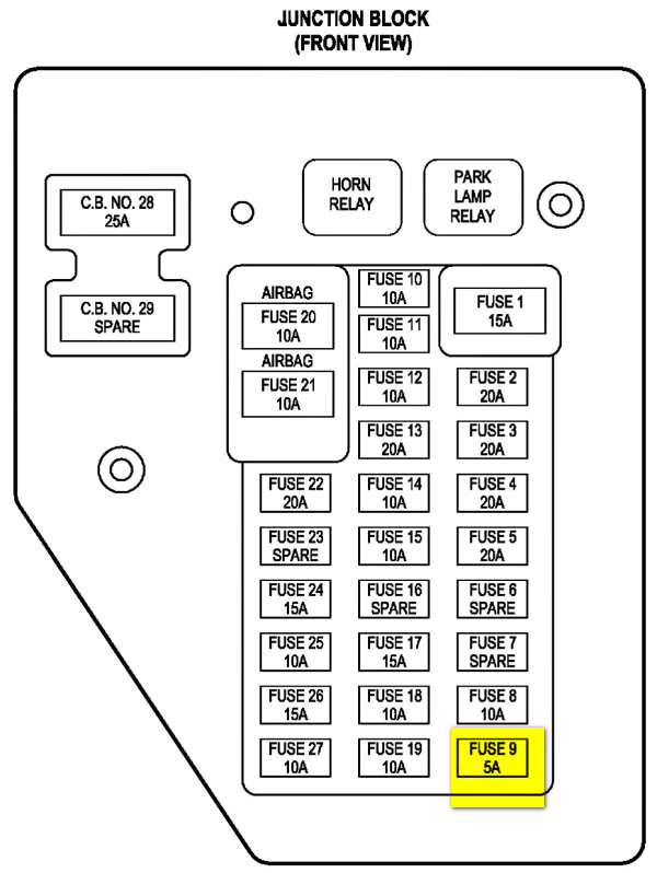 2012 11 30_230036_2012 11 30_165915 2002 dodge dakota i have no tail lights dash lights i confirmed fuse box diagram for 2001 dodge durango at crackthecode.co