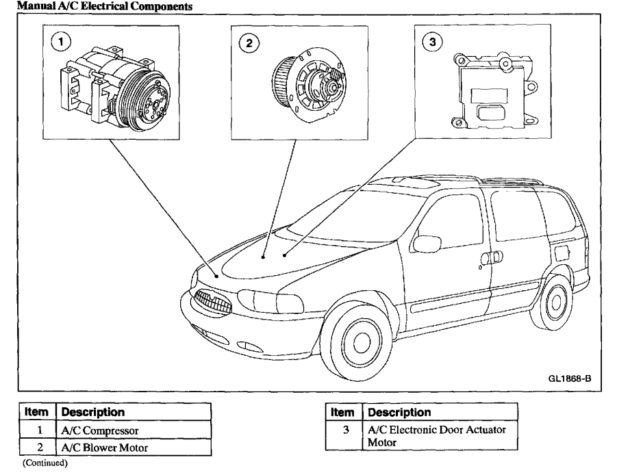 service manual  2007 mercury montego low switch circuit