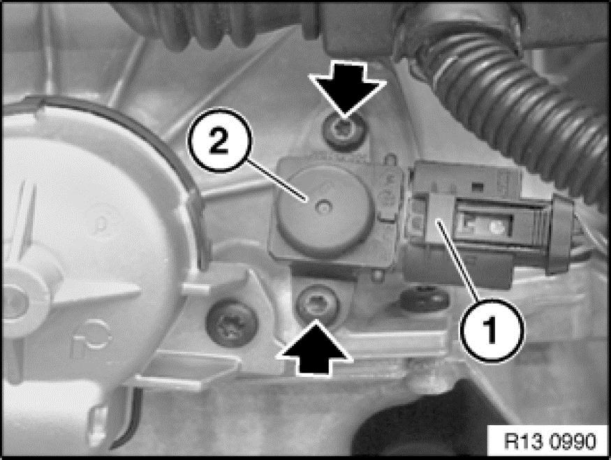 on Differential Pressure Sensor