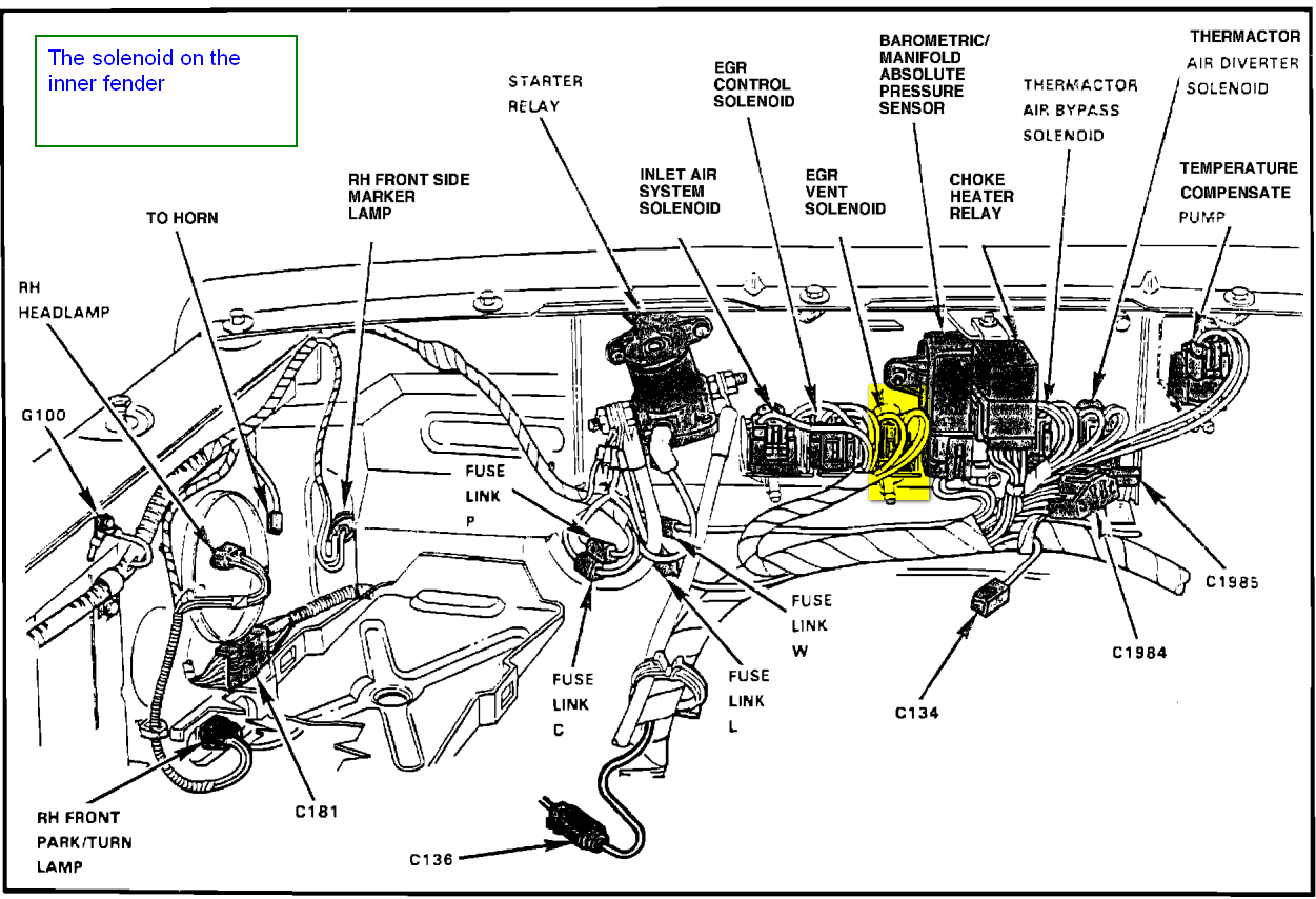 1983 ford ranger 2 3 engine wiring diagram