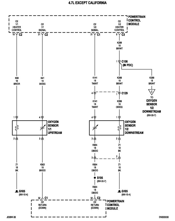 2013 dodge ram o2 sensor wiring diagram  u2022 wiring diagram
