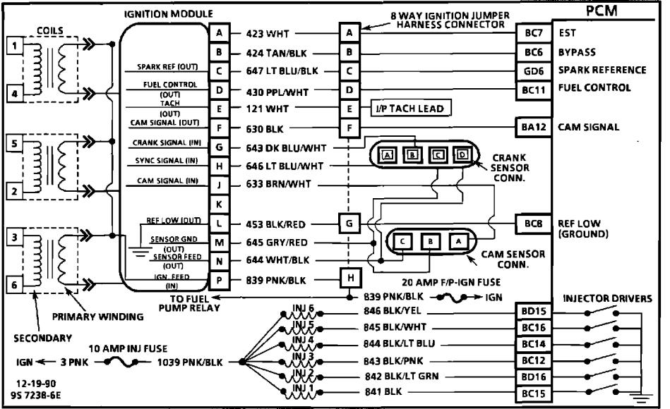 1993 bonneville wiring diagram