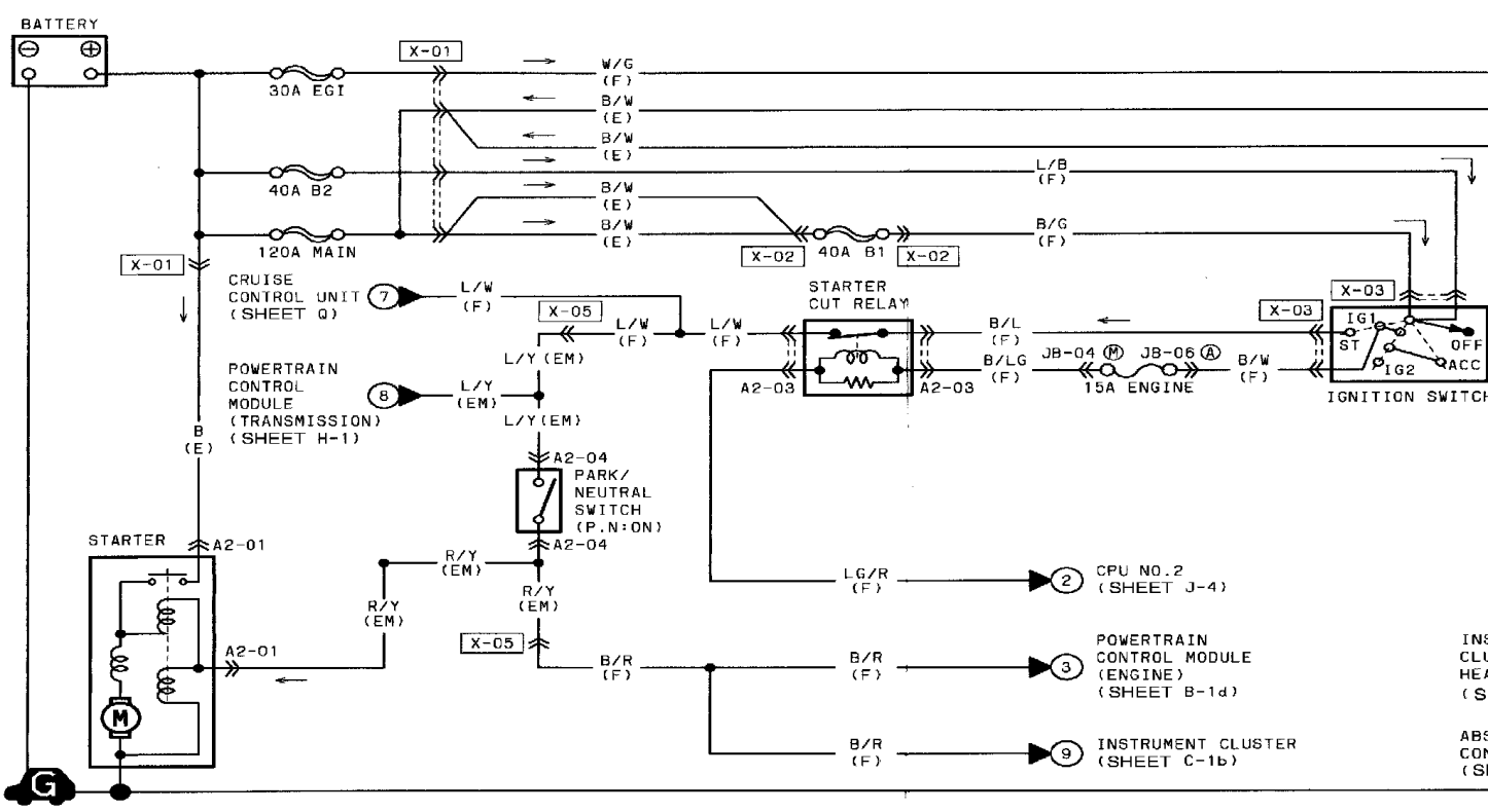 I Am Looking For Wiring Diagrams My Right Hand Drive 1994 Mazda 1990 Rx 7 Engine Diagram Full Size Image