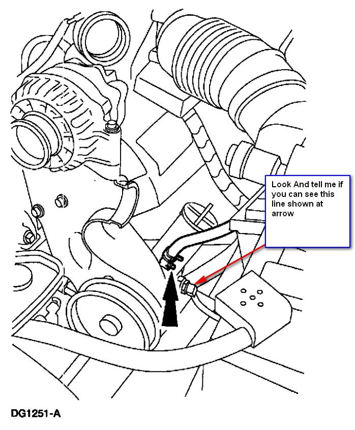 Ford F350 Vacuum Pump