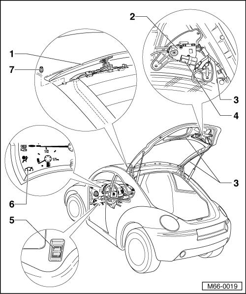 new beetle turbo rear spoiler